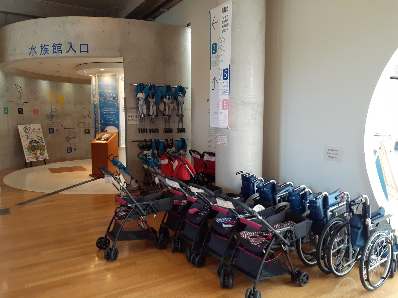 車椅子・ベビーカーレンタル-3