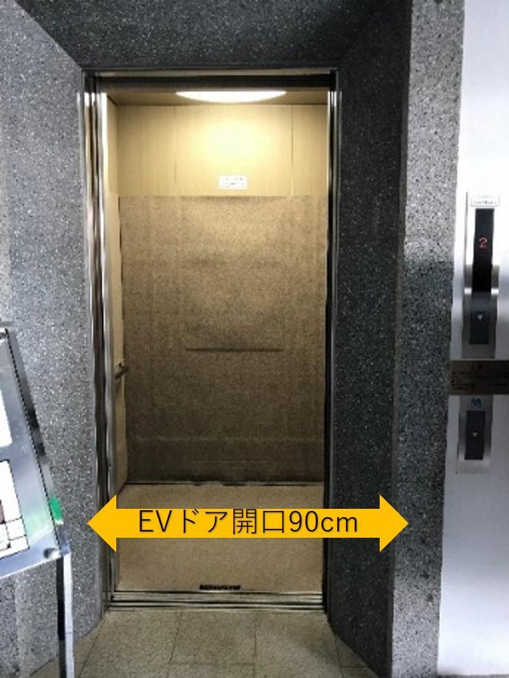 館内エレベーター-2