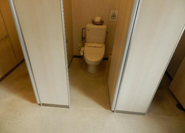 2階共用トイレ②-3