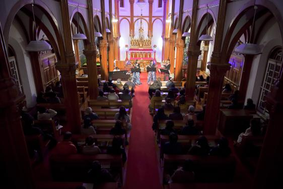 チャーチウィーク in 上五島教会コンサート-1