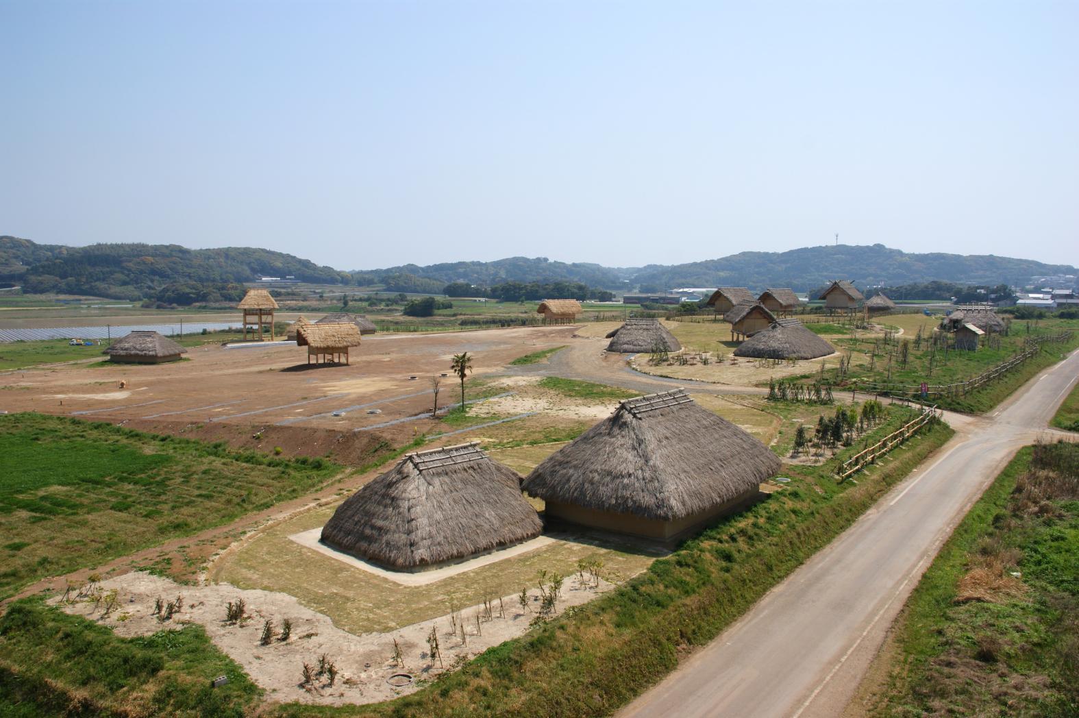 Harunotsuji Archeological Site-4