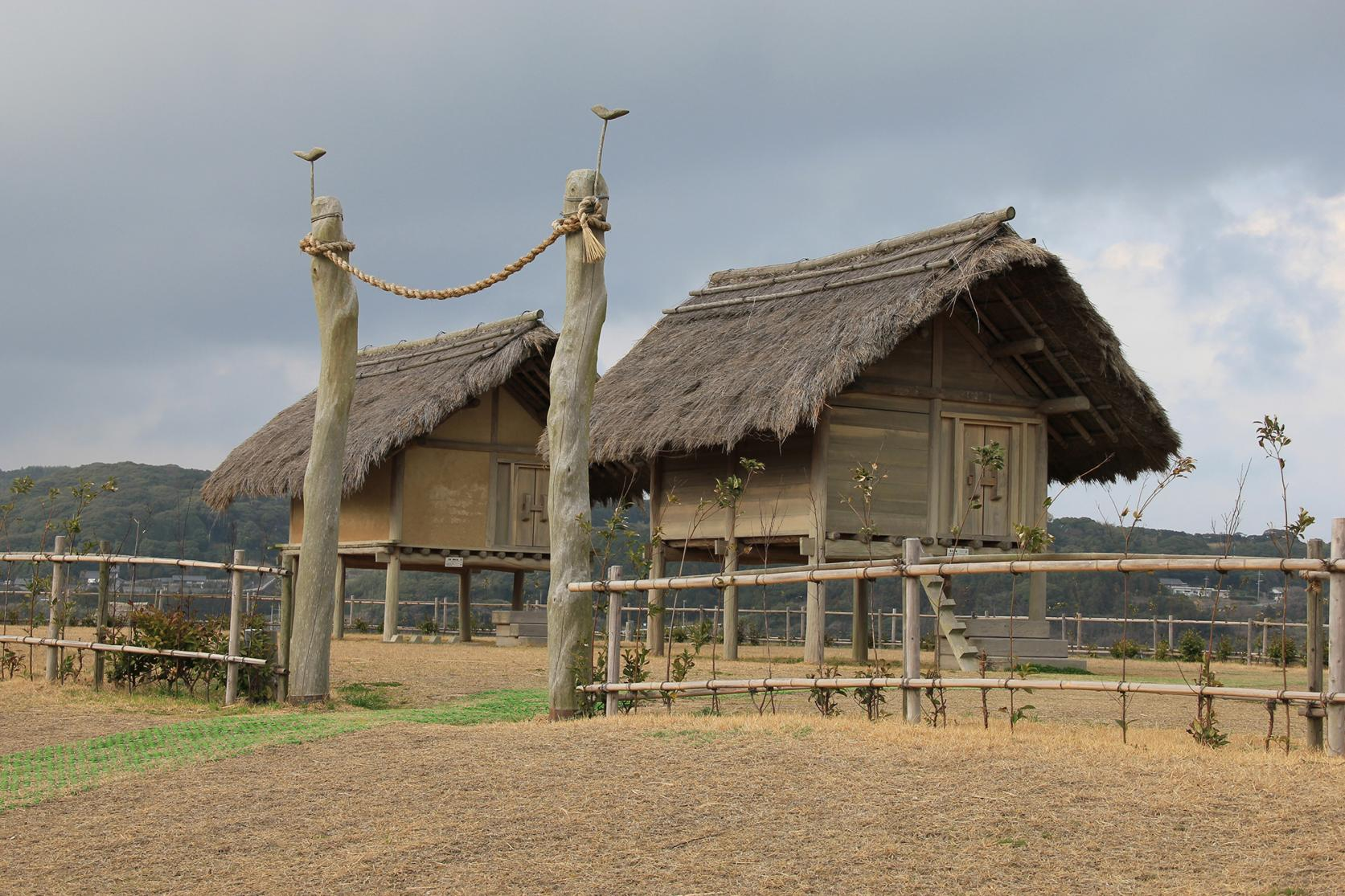 Harunotsuji Archeological Site-8