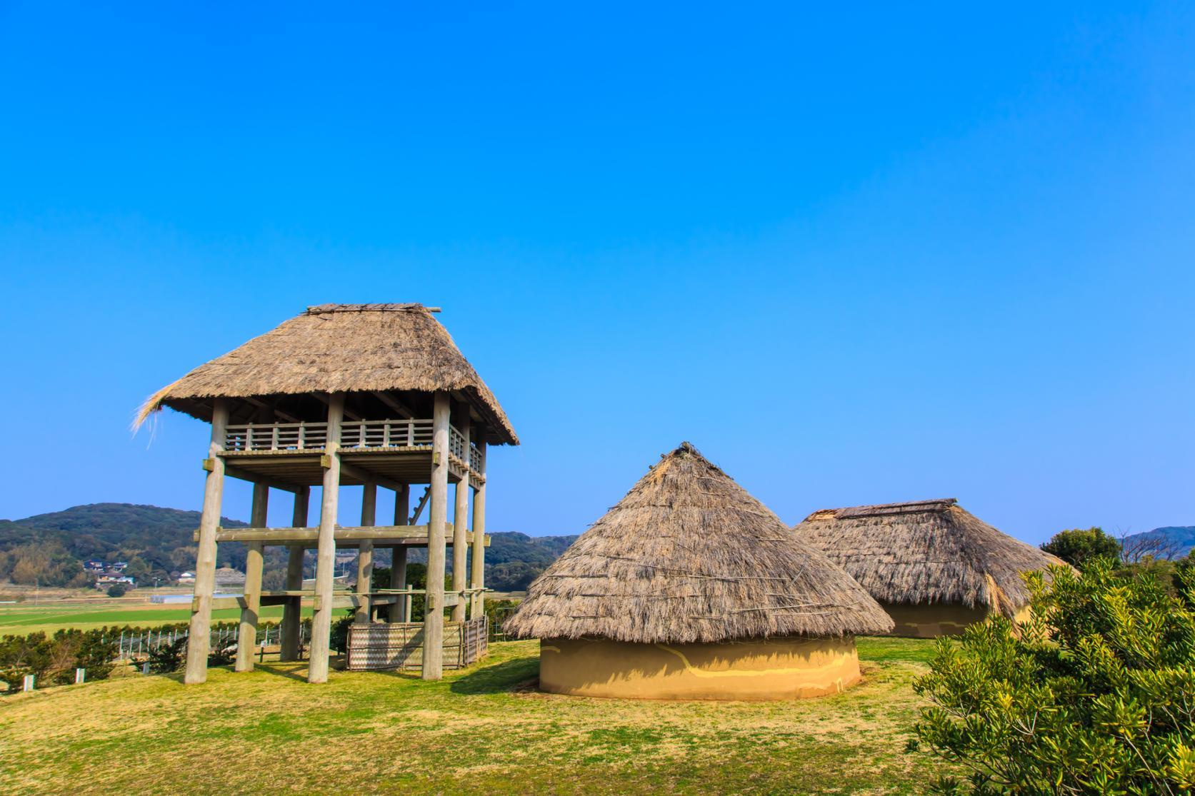 Harunotsuji Archeological Site-1