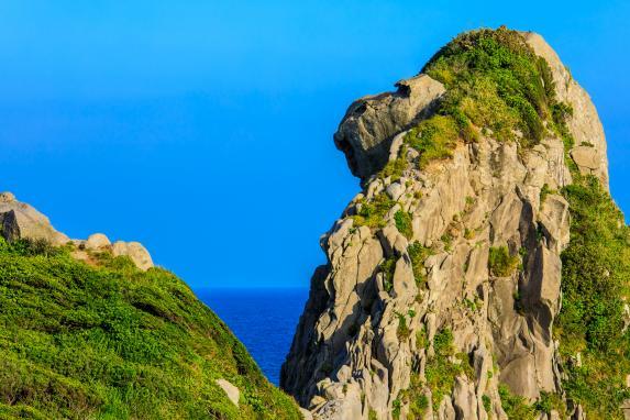 사루이와 (원숭이 바위 / 猿岩)-0