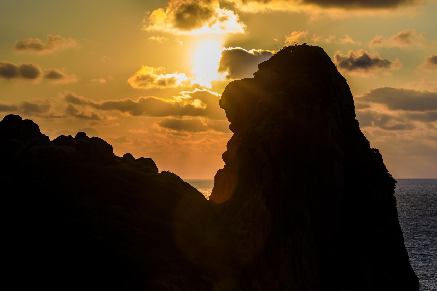 사루이와 (원숭이 바위 / 猿岩)-2