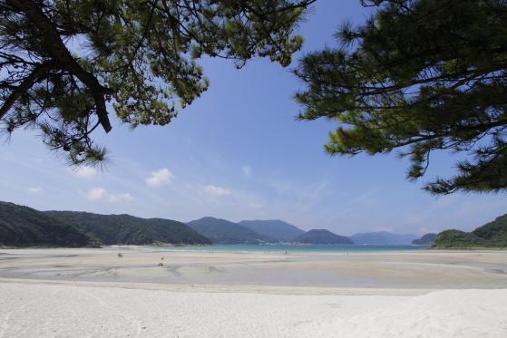 Hamagurihama Beach-1