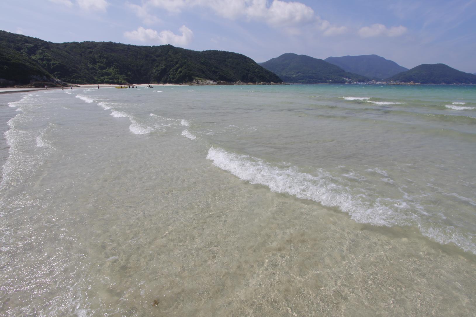 蛤浜海水浴場-4