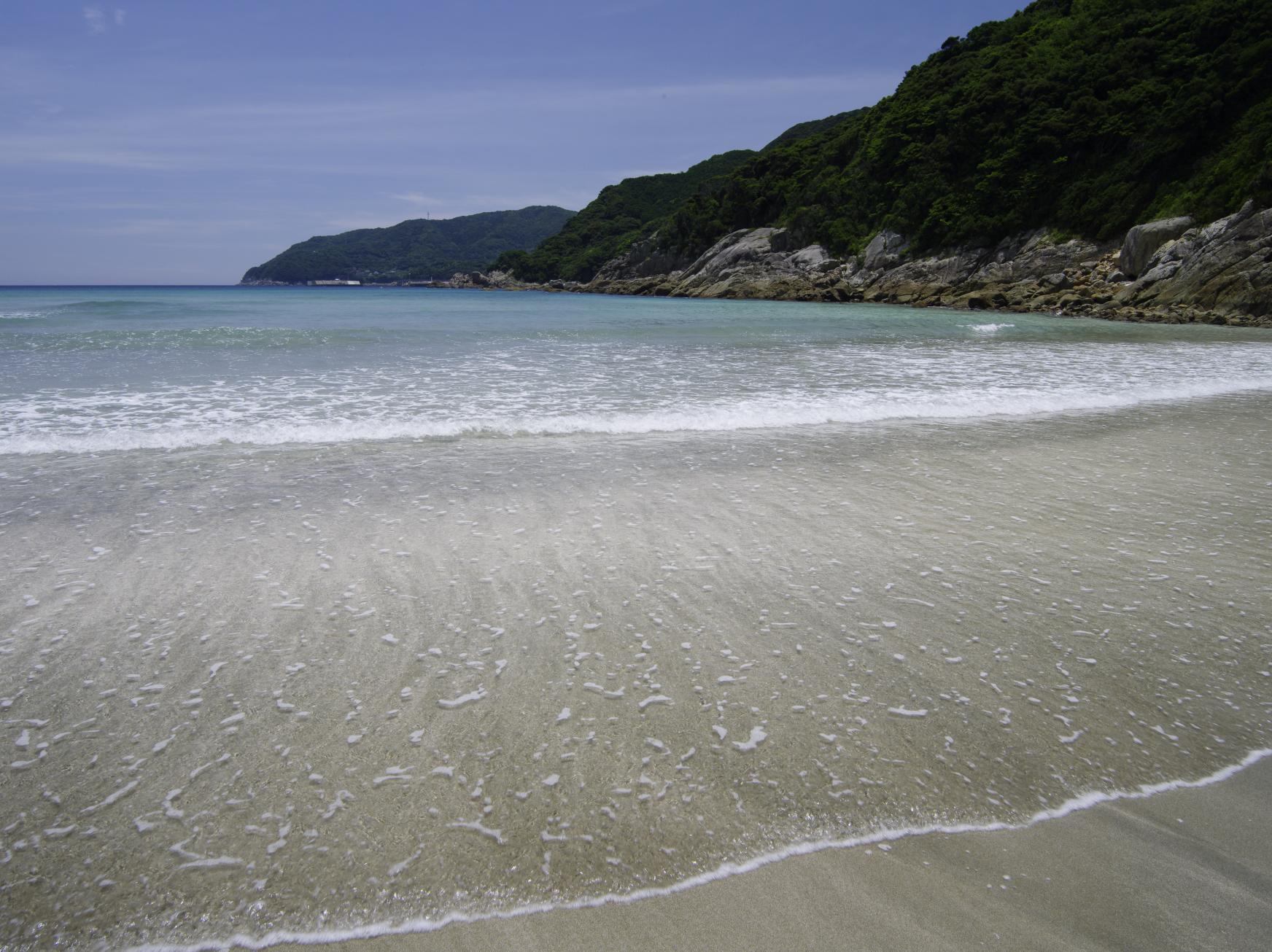 高井旅海水浴場-3