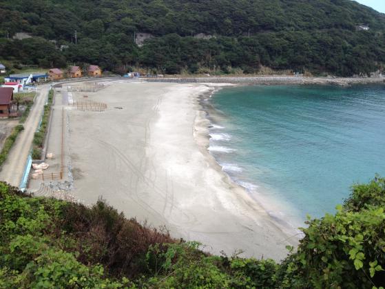 高井旅海水浴場-1