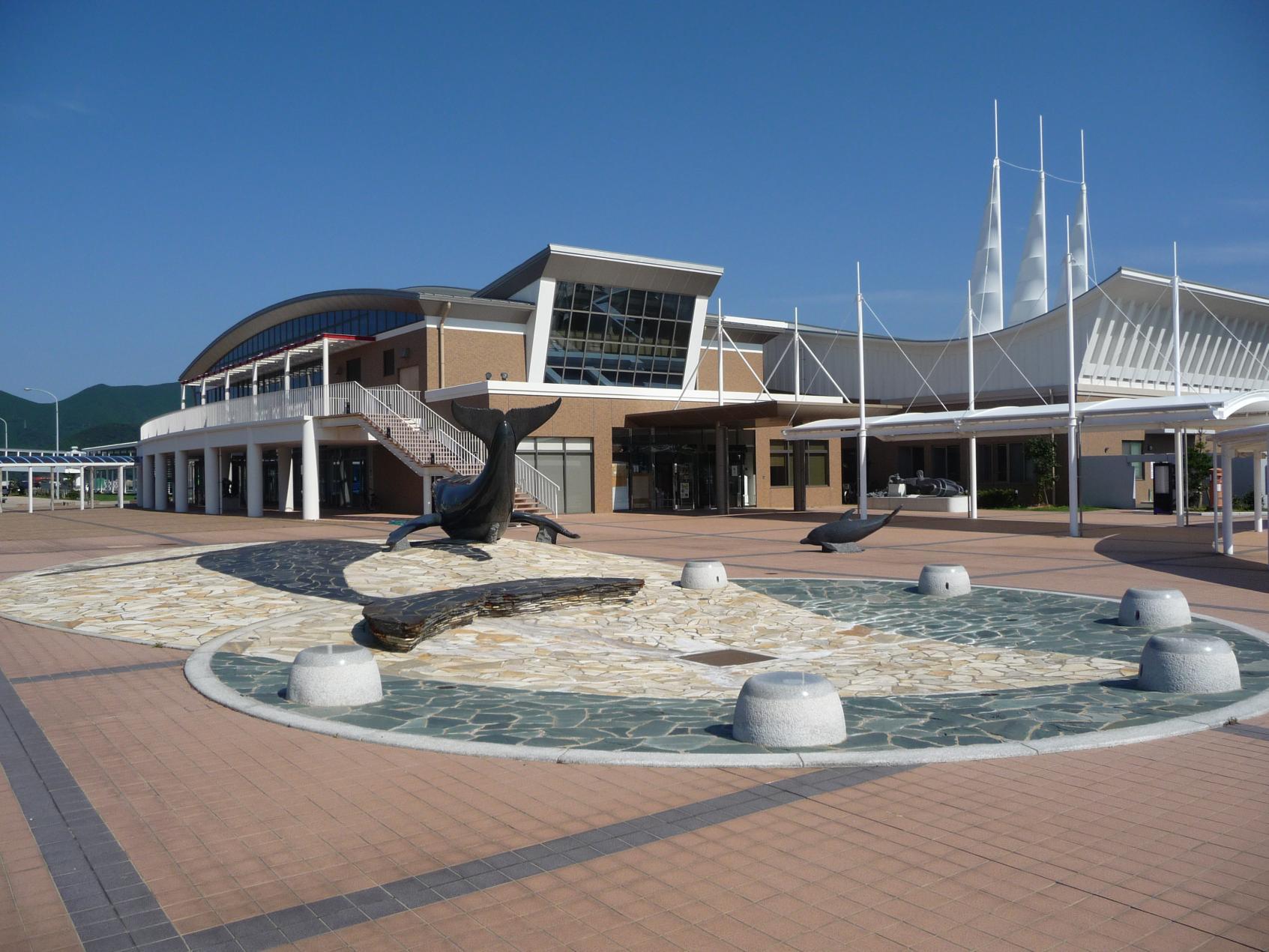 鯨賓館ミュージアム-1