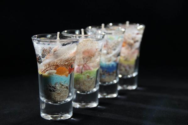 壹岐DIY果凍蠟燭體驗-1