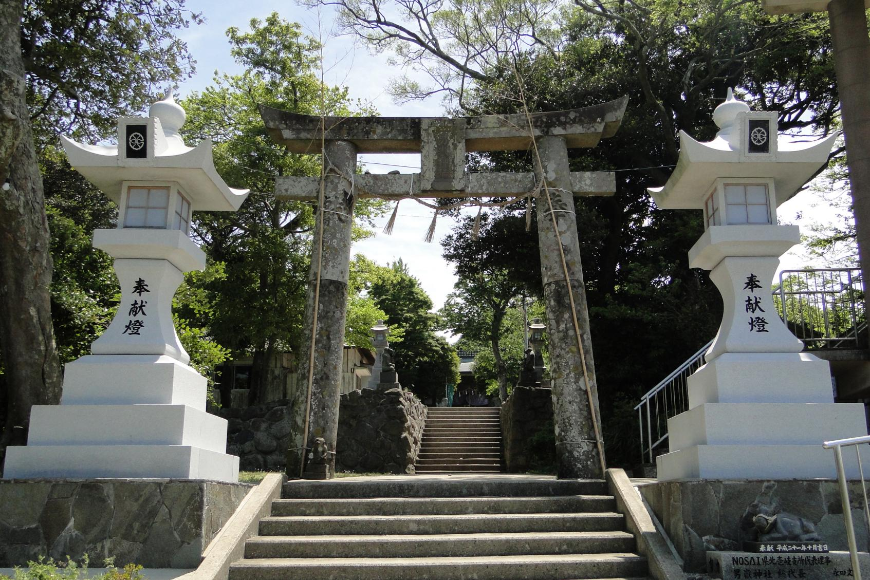 Ondake Shrine-5
