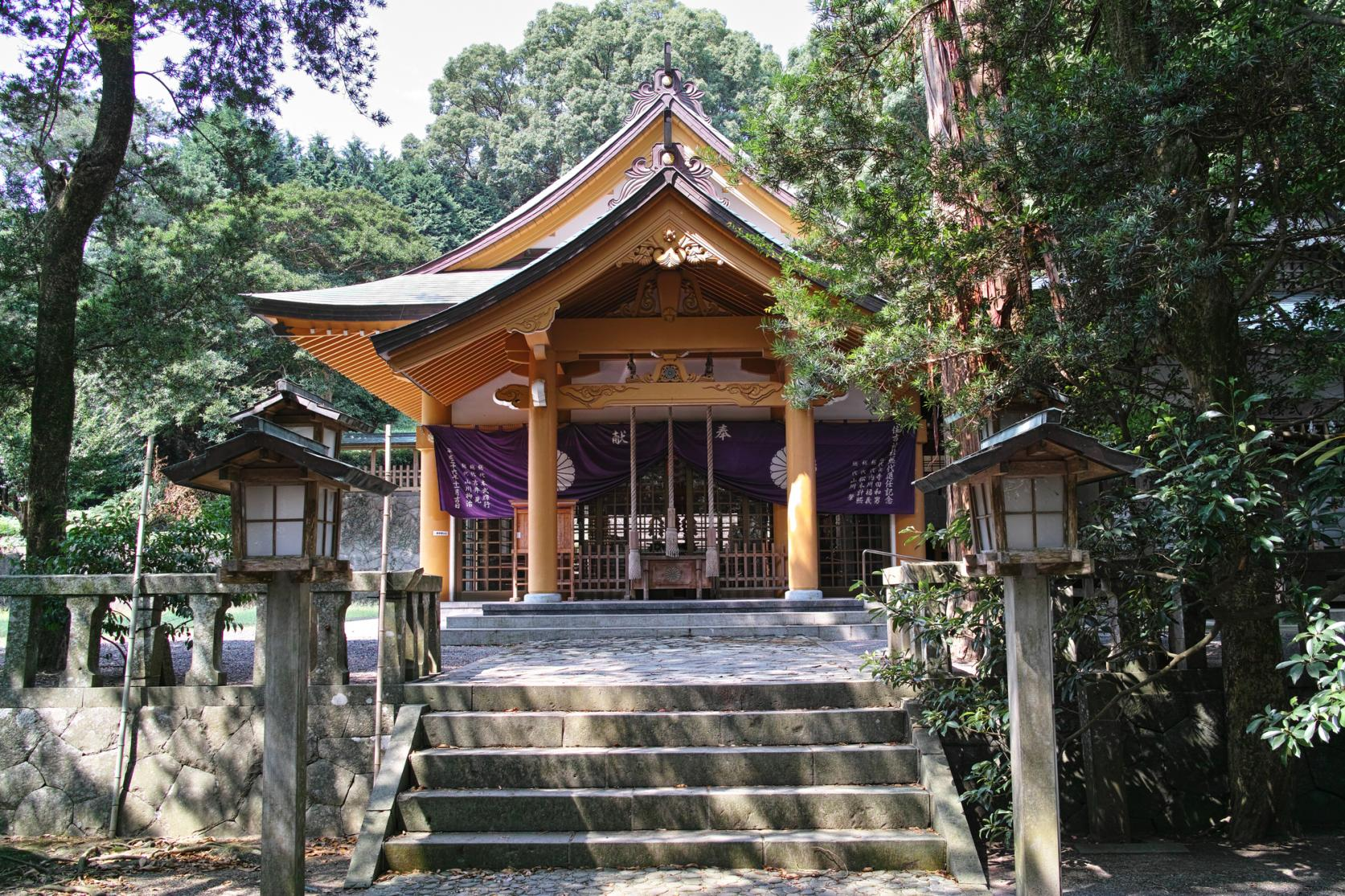 Sumiyoshi Shrine-1