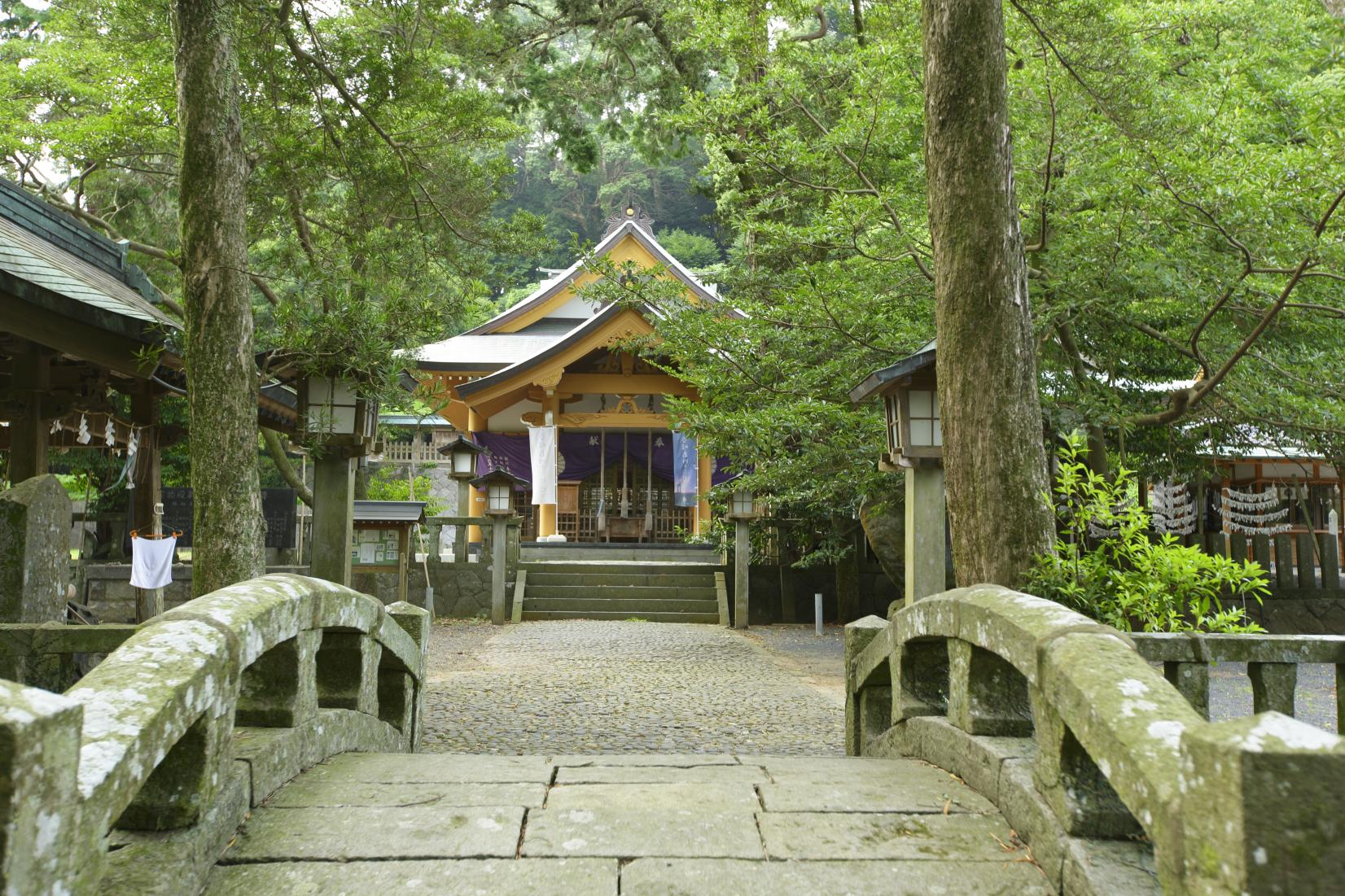 Sumiyoshi Shrine-1