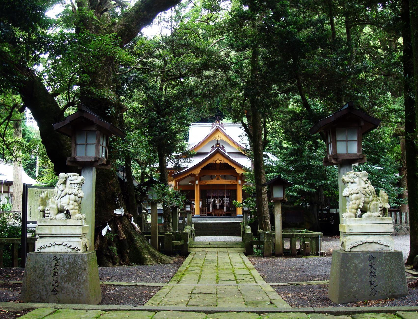 Sumiyoshi Shrine-4