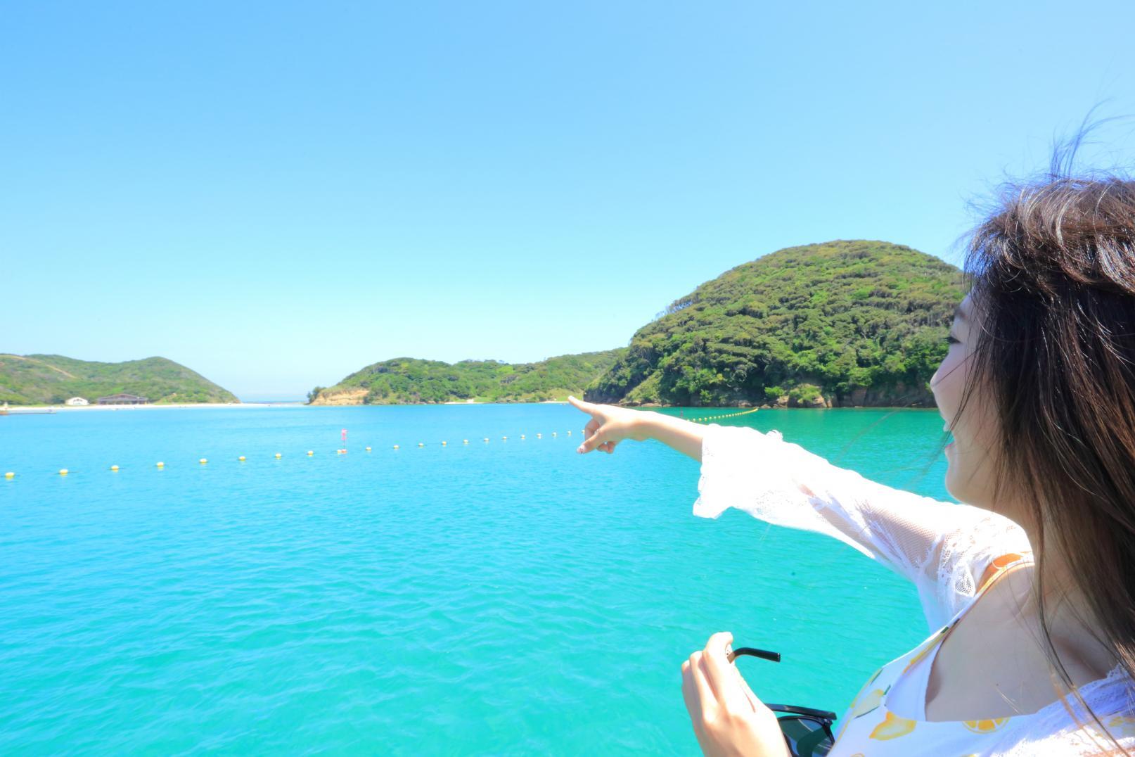 Tatsunoshima Swimming Area-4