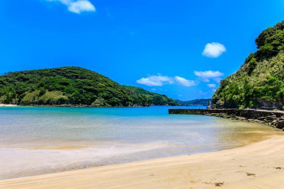 다쓰노시마 해수욕장-2