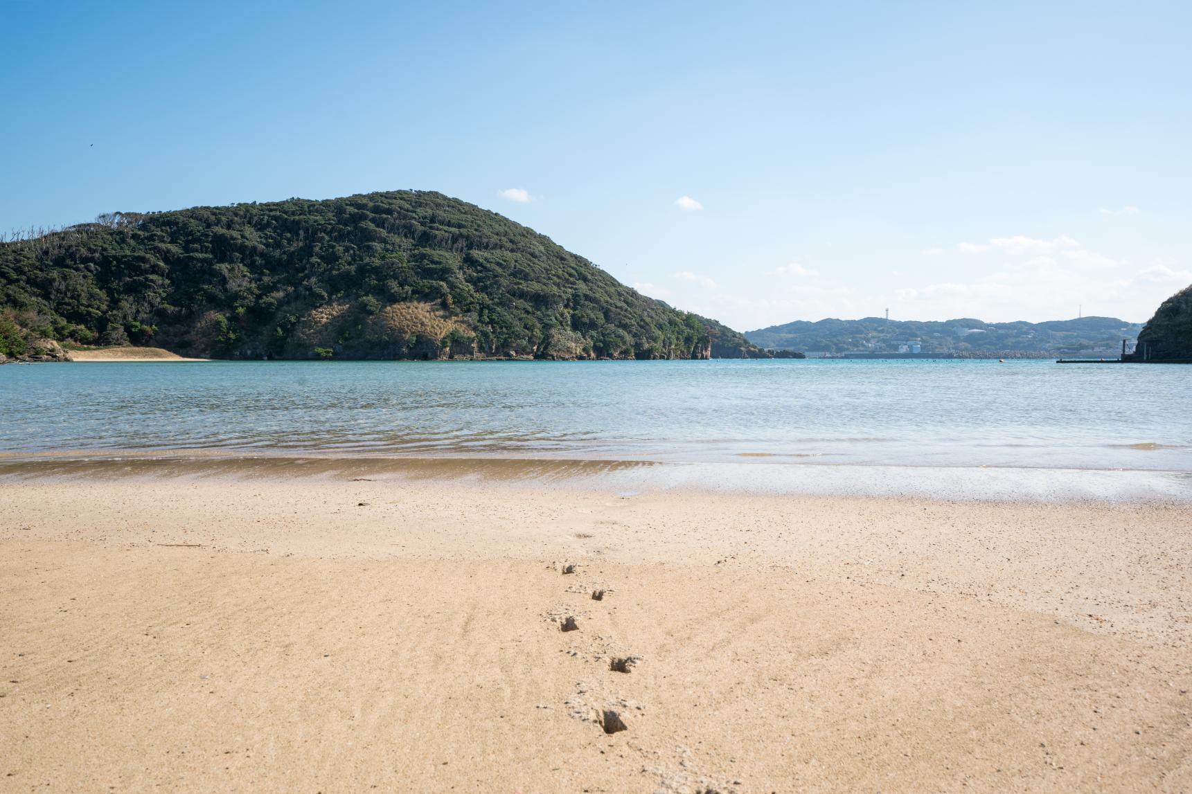 다쓰노시마 해수욕장-7