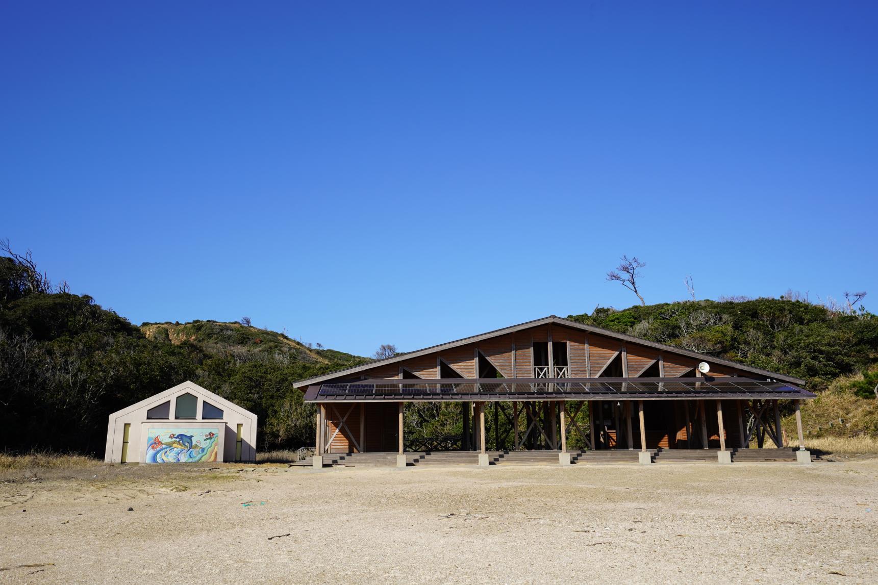 다쓰노시마 해수욕장-4