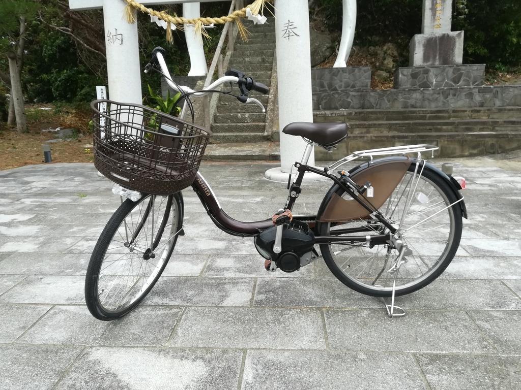 レンタサイクル(新上五島町観光物産協会)-1
