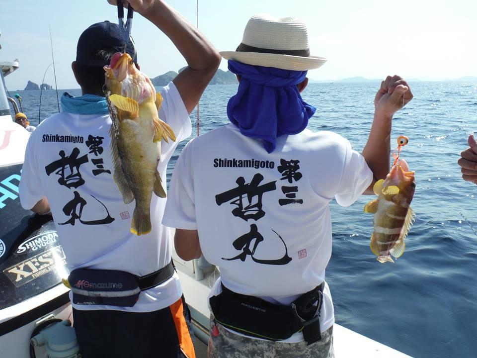 船釣り体験(新上五島町)-1