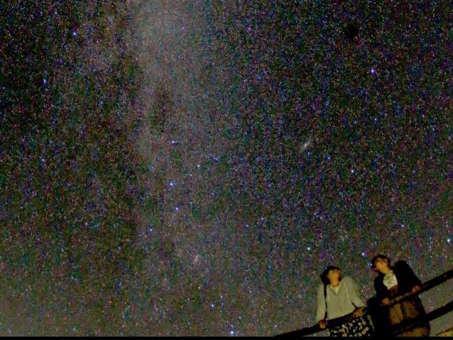 上五島の満天の星と一緒に写真を撮ろう-1