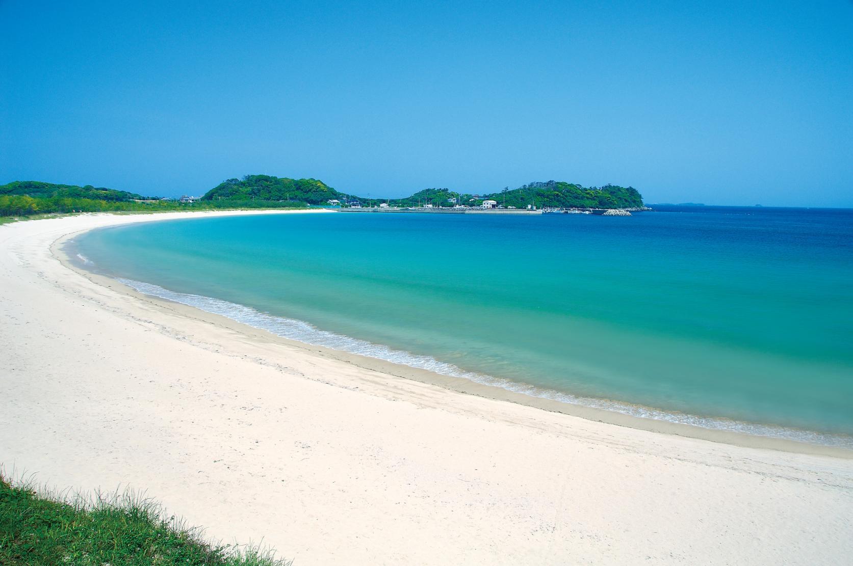 Tsutsukihama Swimming Beach-4