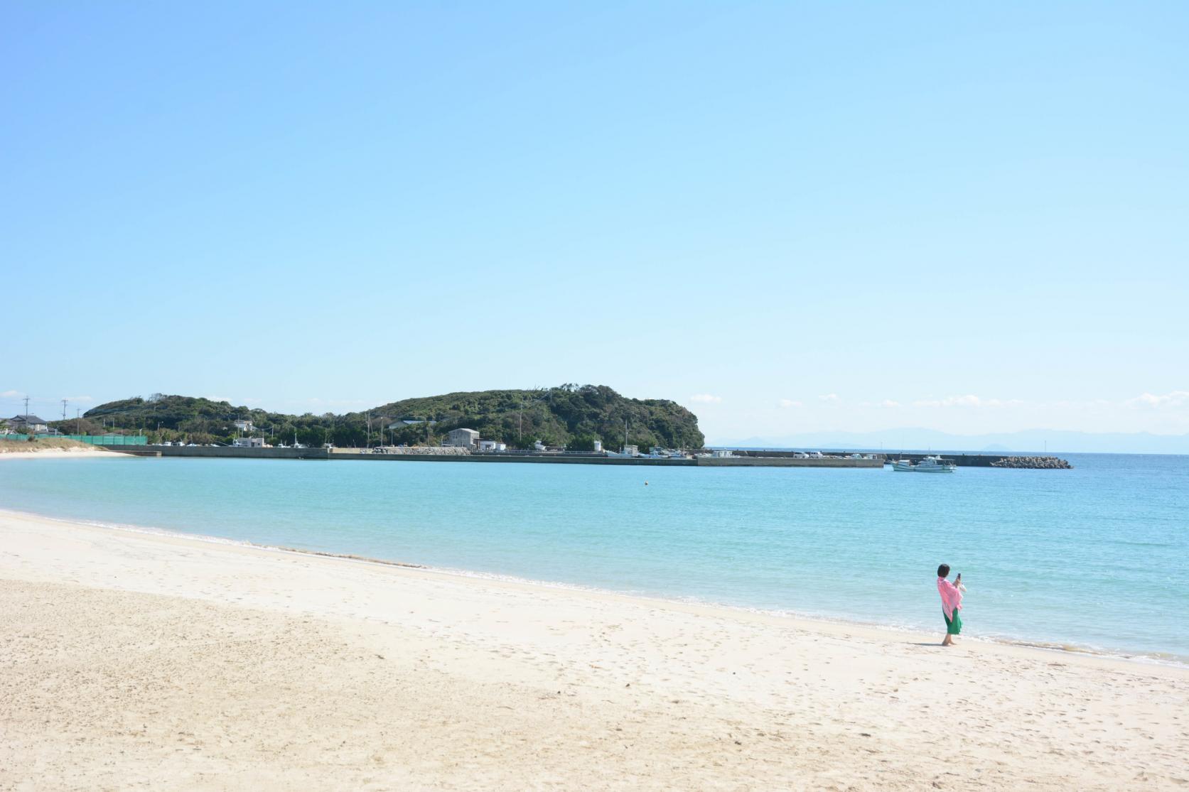 Tsutsukihama Swimming Beach-1