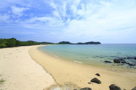 Tsutsukihama Swimming Beach-3