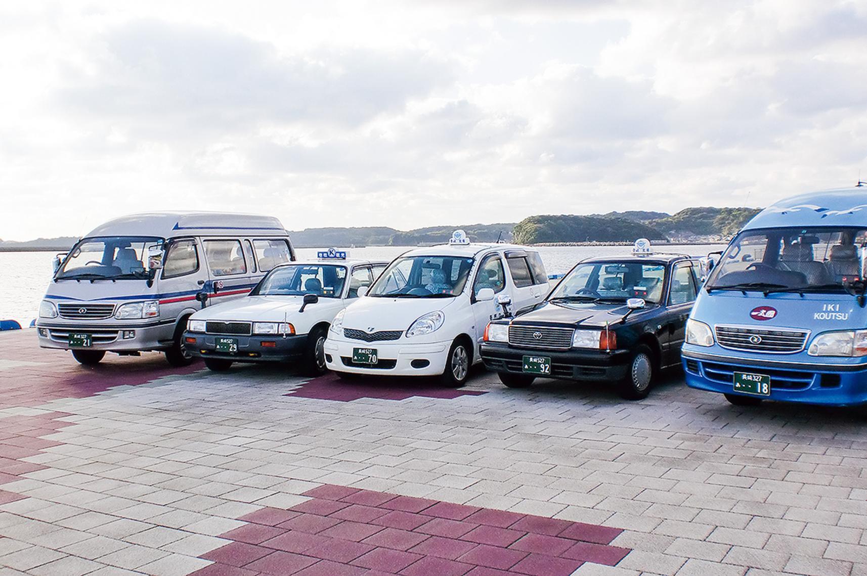 壱岐交通タクシー-1