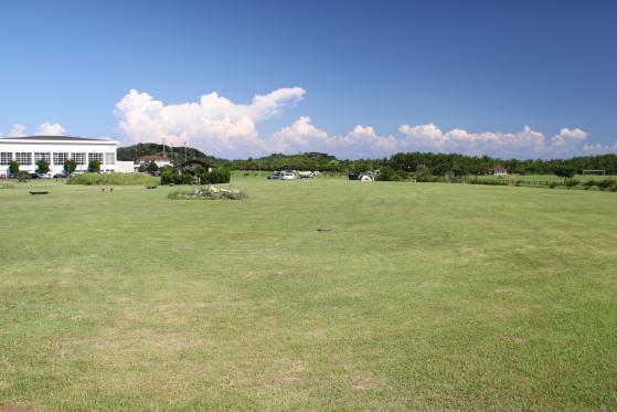 筒城浜キャンプ場-2