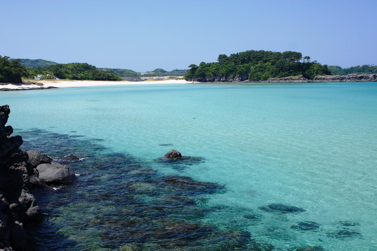 Ohama Swimming Beach-2