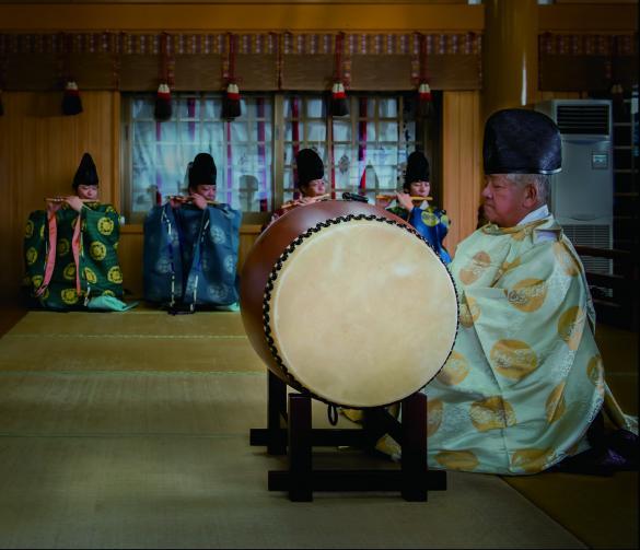 壱岐神楽-5