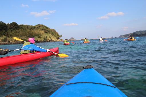 Sea Kayaking Experience-1