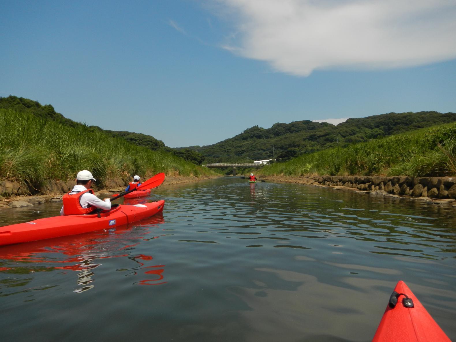 Ikikoku Sea Kayak Experience-1
