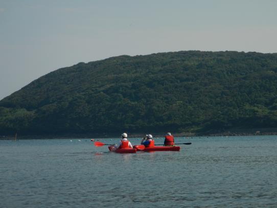 Ikikoku Sea Kayak Experience-2