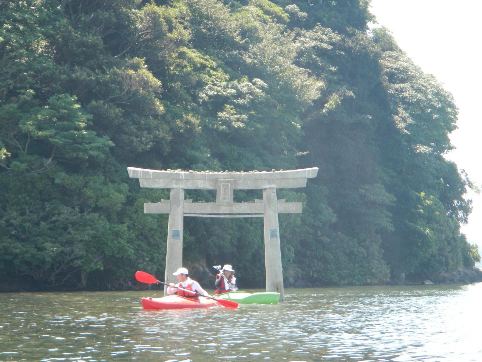 Ikikoku Sea Kayak Experience-5