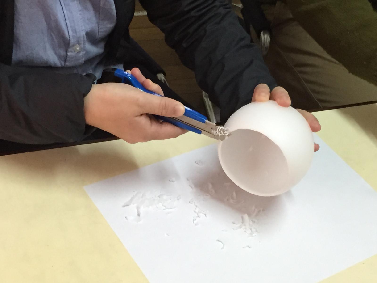 Wax Bowl Creation-1
