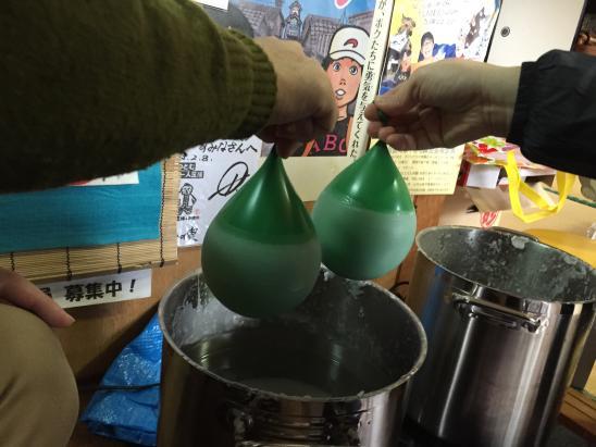 Wax Bowl Creation-2