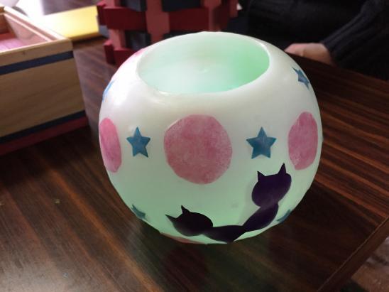Wax Bowl Creation-0