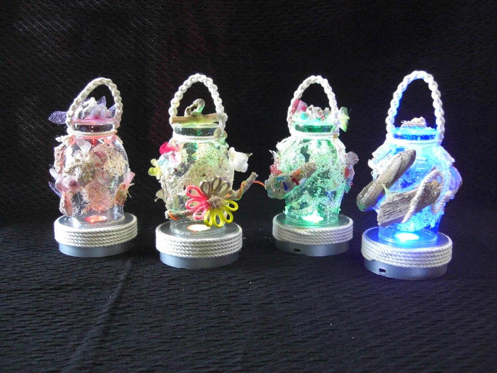 Fishing Fire Lamp Lure Making Experience-1