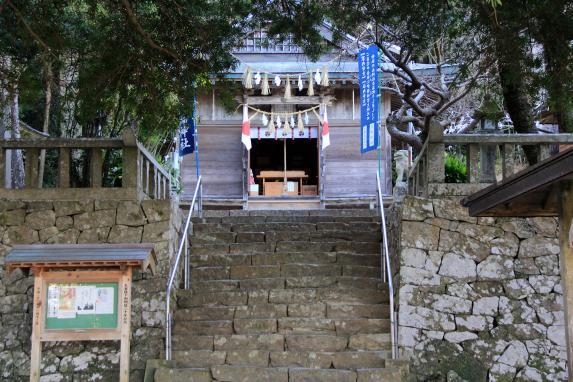 白沙八幡神社-3
