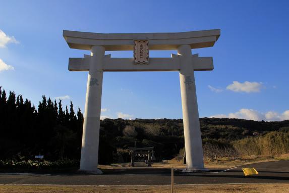 白沙八幡神社-0