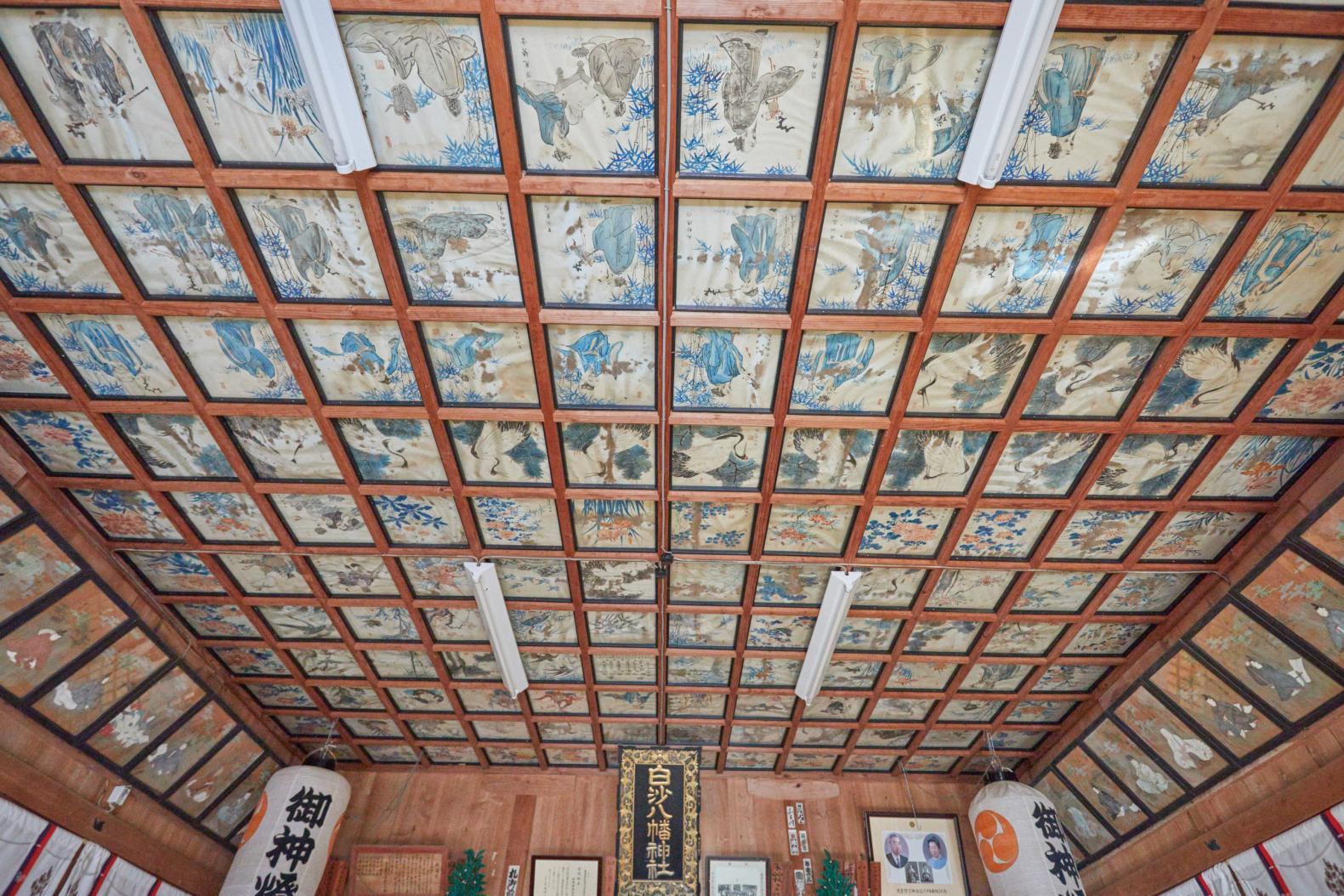 白沙八幡神社-2