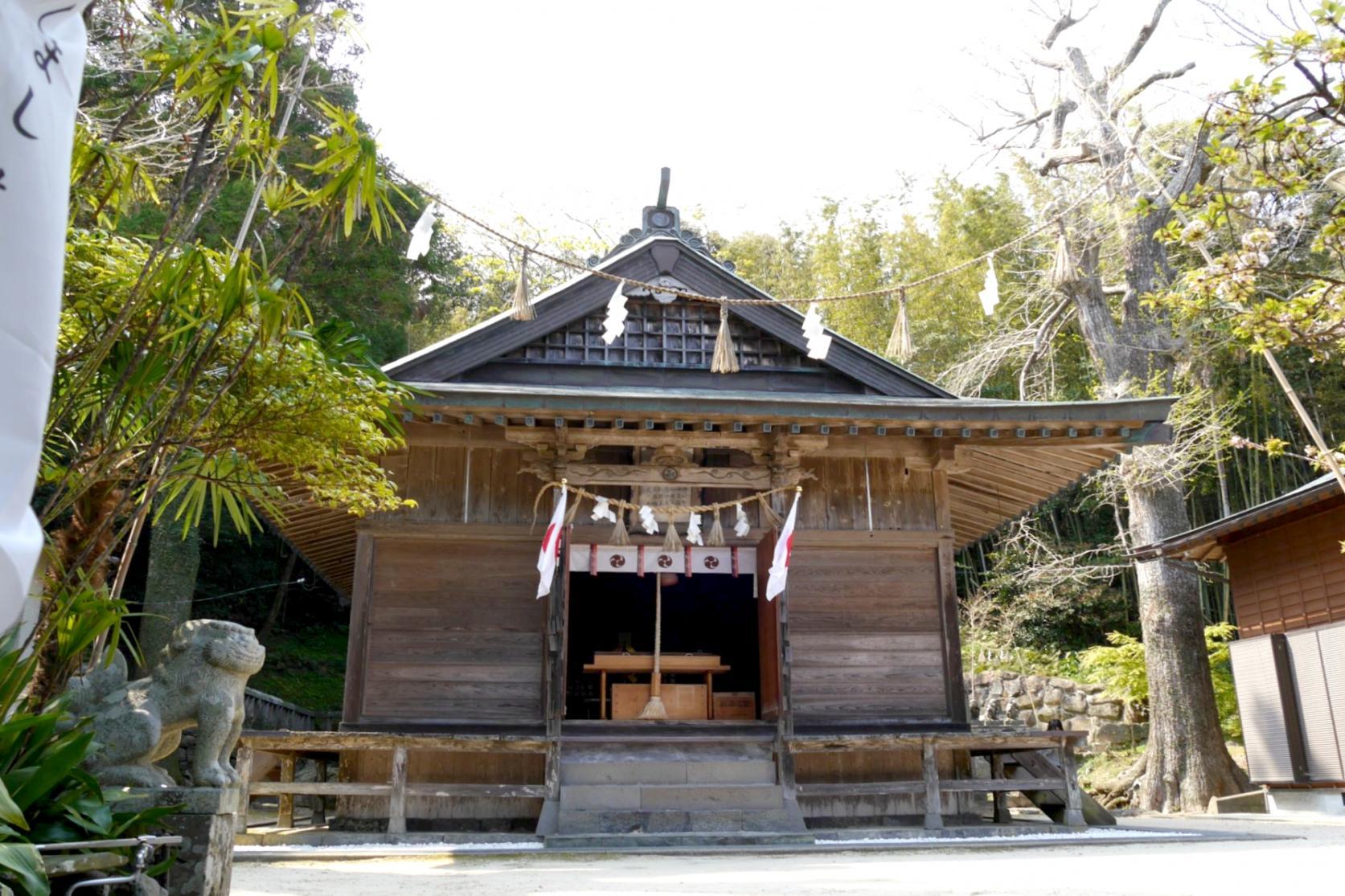 白沙八幡神社-4