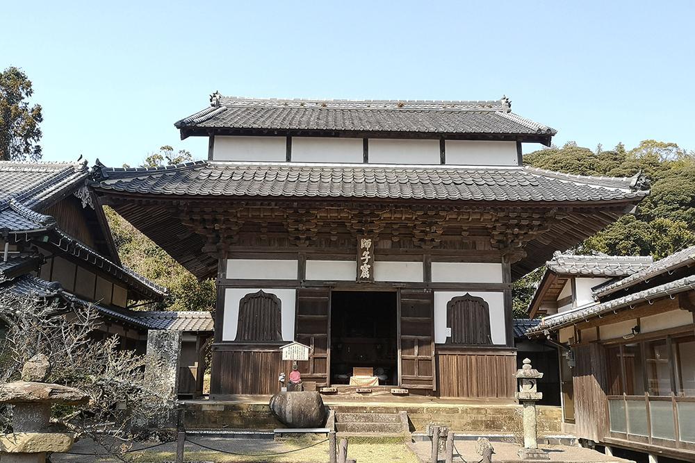 Ankoku Temple-1