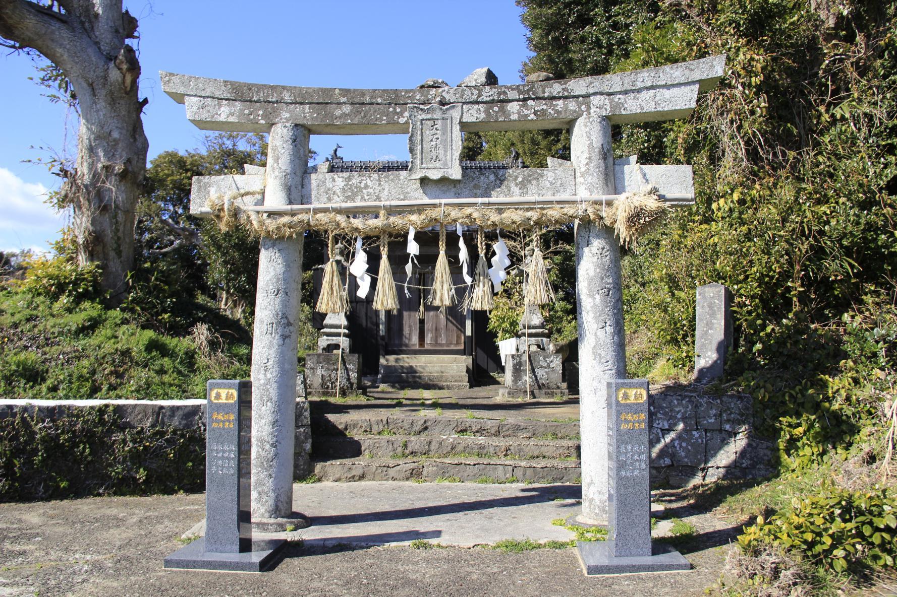 大石神社-1