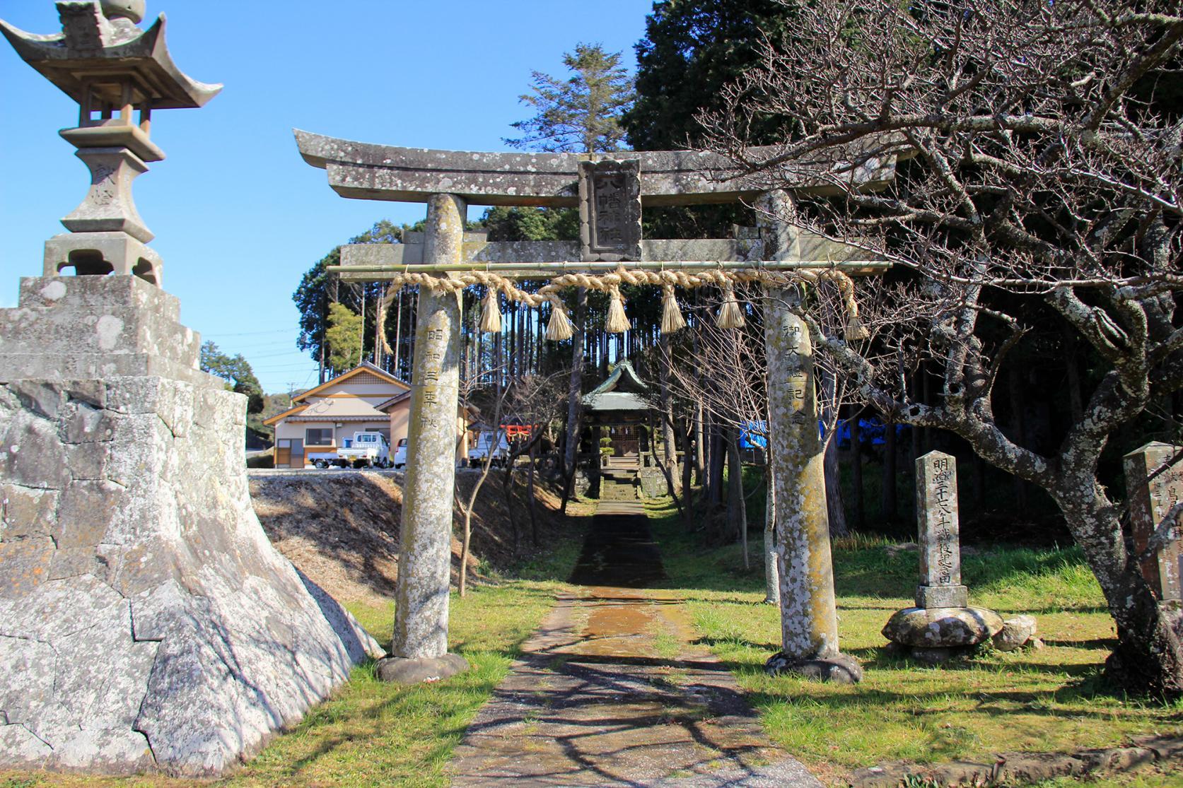 流八幡神社-1
