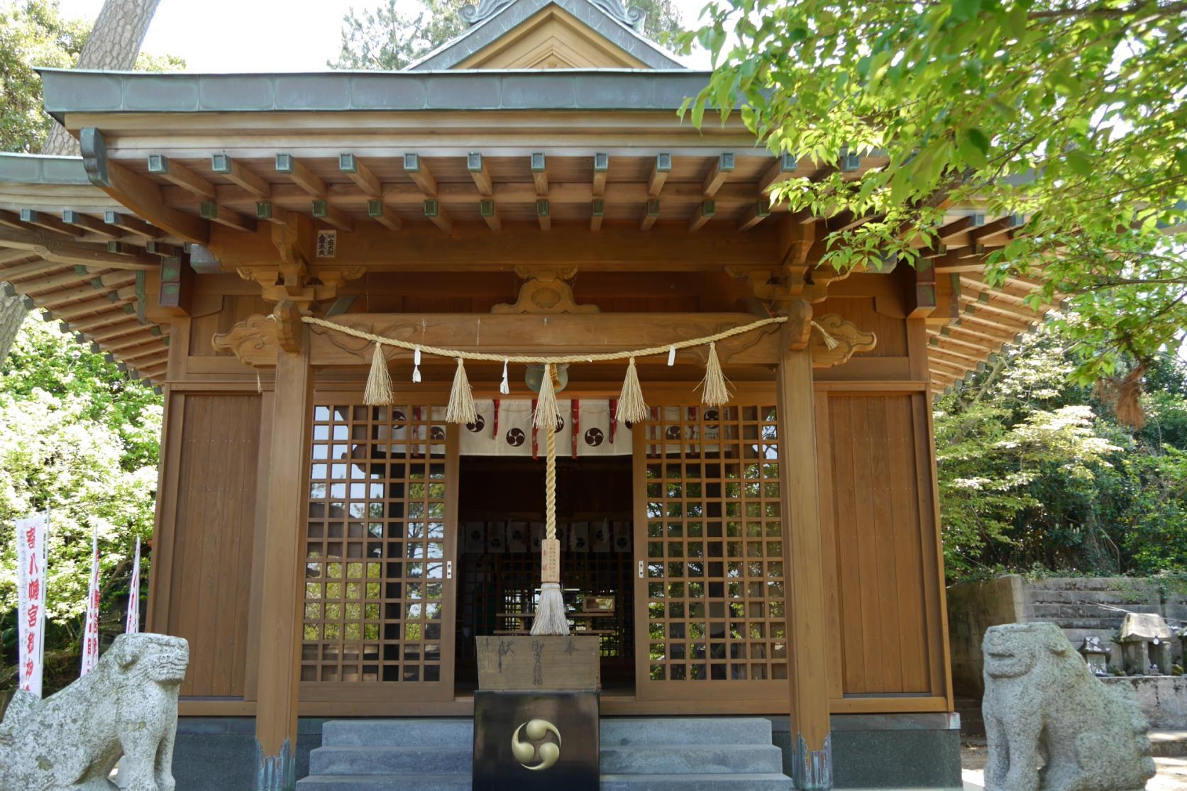 寄八幡神社-2