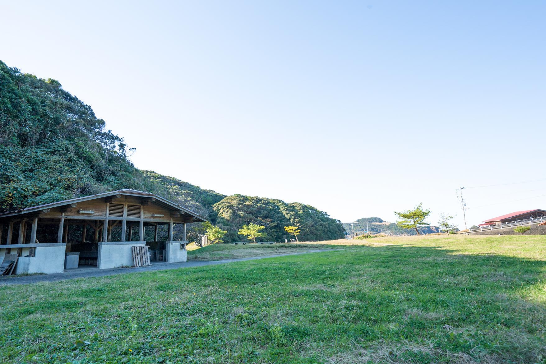 串山海水浴場・串山キャンプ場-1